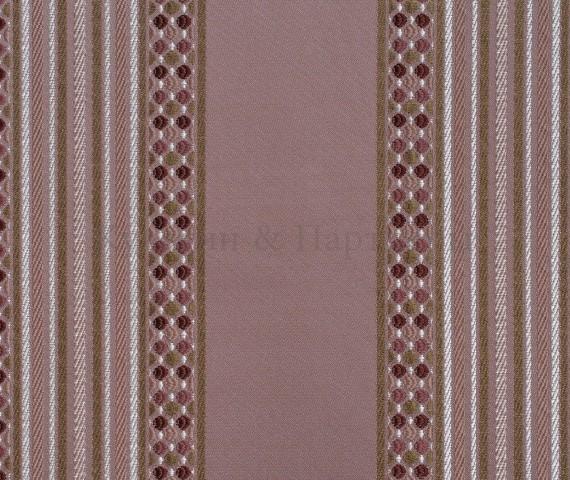 Обивочная мебельная ткань жаккард Roissy Stripe 06