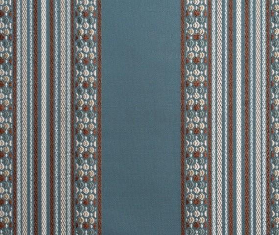 Обивочная мебельная ткань жаккард Roissy Stripe 07