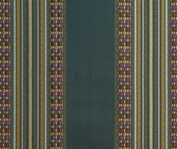 Обивочная мебельная ткань жаккард Roissy Stripe 08