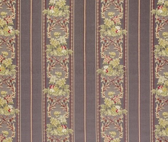 Обивочная мебельная ткань жаккард Sherrya Stripe 03