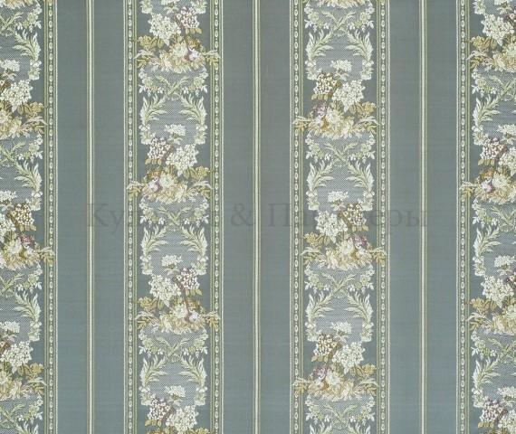 Обивочная мебельная ткань жаккард Sherrya Stripe 05