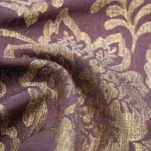 Обивочная мебельная ткань жаккард Verde