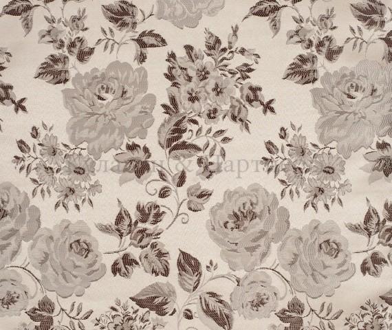 Обивочная мебельная ткань жаккард Viola 02