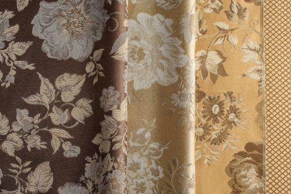 Обивочная мебельная ткань жаккард Viola