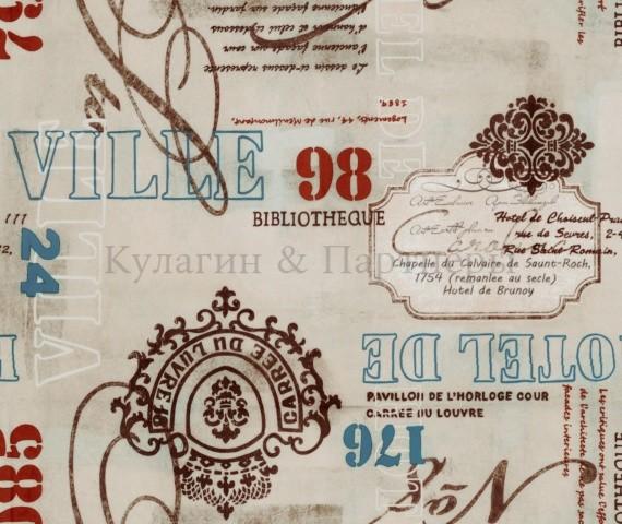 Обивочная ткань De Ville 01