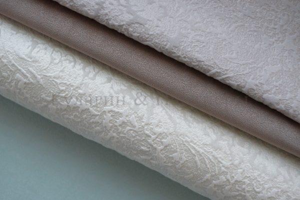 Обивочная ткань для мебели велюр Caramello