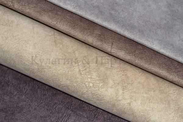 Обивочная ткань для мебели велюр Lambre