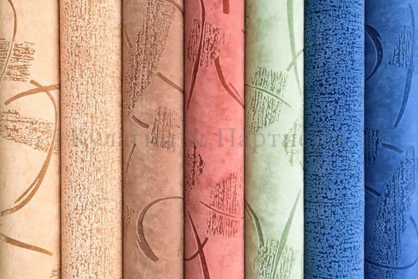Обивочная ткань флок Dream Kenzo