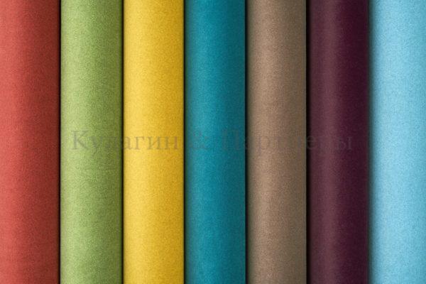 Обивочная ткань флок Lana