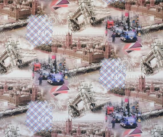 Обивочная мебельная ткань Brexit 01