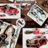Обивочная мебельная ткань микровелюр Cars 01