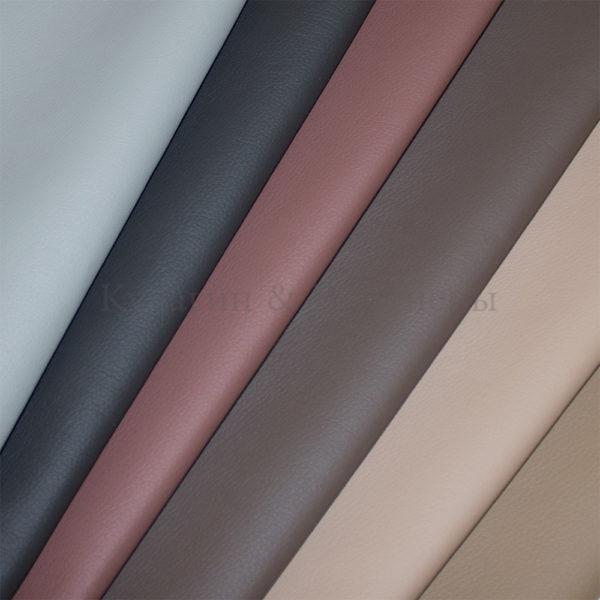 Мебельная ткань экокожа Luxa 06