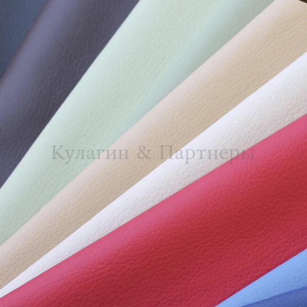 Мебельная ткань экокожа Luxa