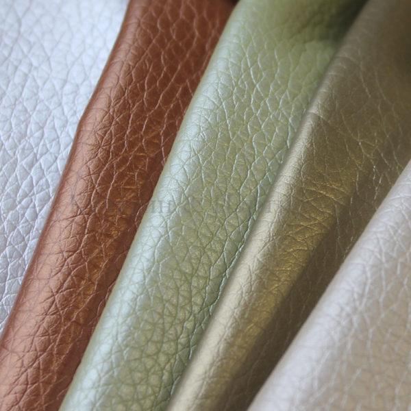 Мебельная ткань экокожа Luxa Perl 06