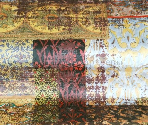 Обивочная мебельная ткань бархат Persia 02