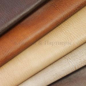 Обивочная мебельная ткань экокожа West