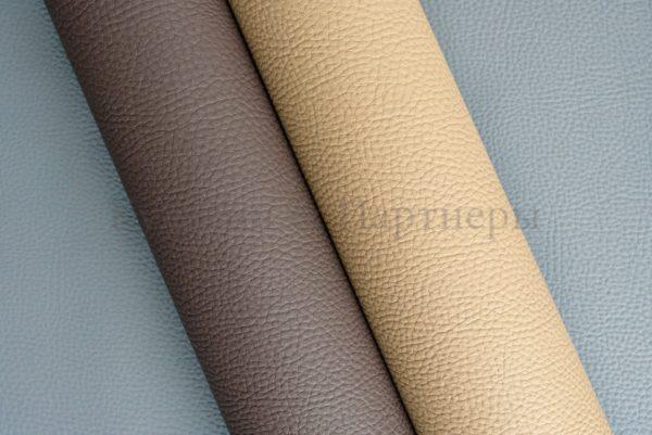 Обивочная мебельная ткань искусственная кожа Hilton