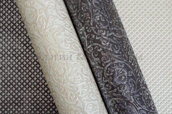 Обивочная мебельная ткань искусственная кожа Patina PLN