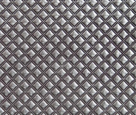 Обивочная мебельная ткань искусственная кожа Patina Romb 620