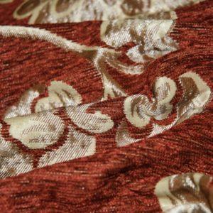 Обивочная мебельная ткань шенилл Malina