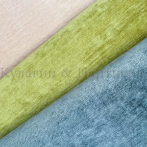 Обивочная мебельная ткань шенилл Rustik