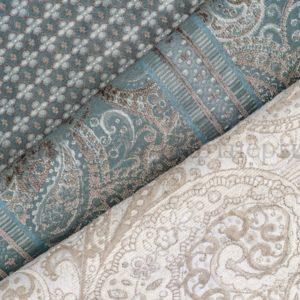 Обивочная мебельная ткань шенилл Tesoro