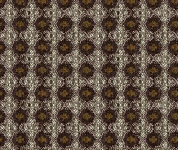 Обивочная мебельная ткань шенилл Tesoro Romb 06