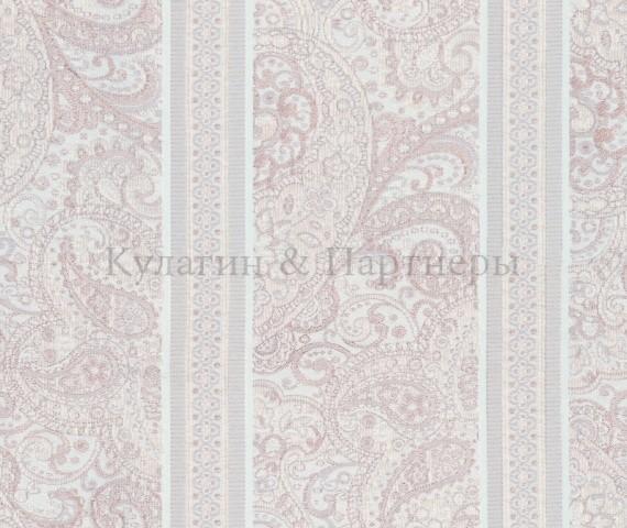 Обивочная мебельная ткань шенилл Tesoro Stripe 01