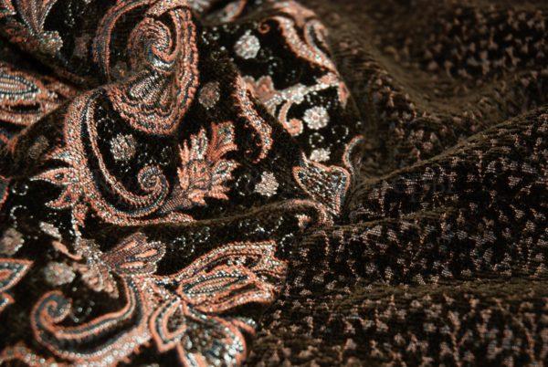 Обивочная мебельная ткань шенилл Topkapi