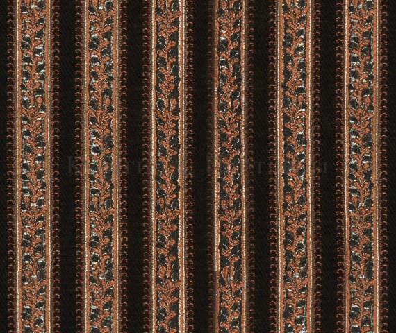 Обивочная мебельная ткань шенилл Topkapi Stripe 2480D