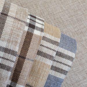 Мебельная ткань рогожка Rio