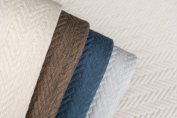 Мебельная ткань рогожка Torino
