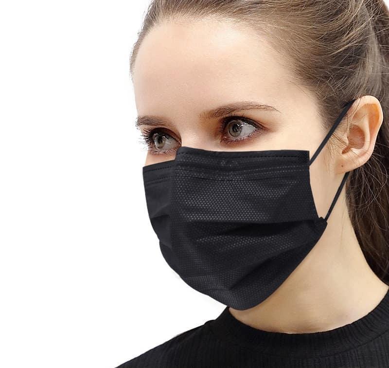 Защитные маски для лица оптом