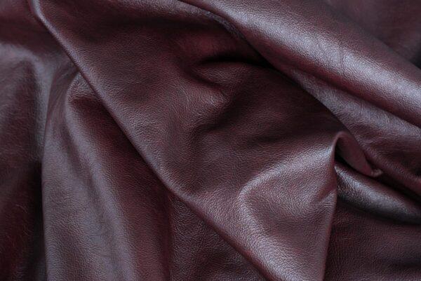 Ткань натуральная кожа Bordo