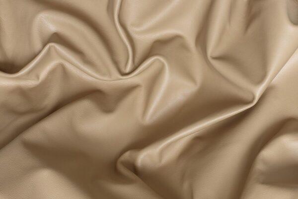 Ткань натуральная кожа Cappuccino