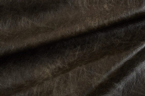 Ткань натуральная кожа Cigar Titan