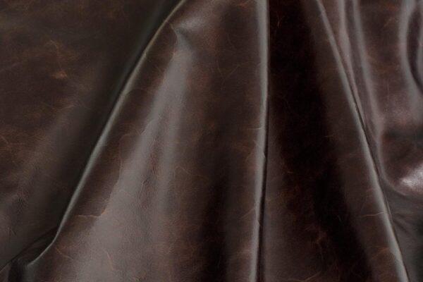 Ткань натуральная кожа Club Scuro