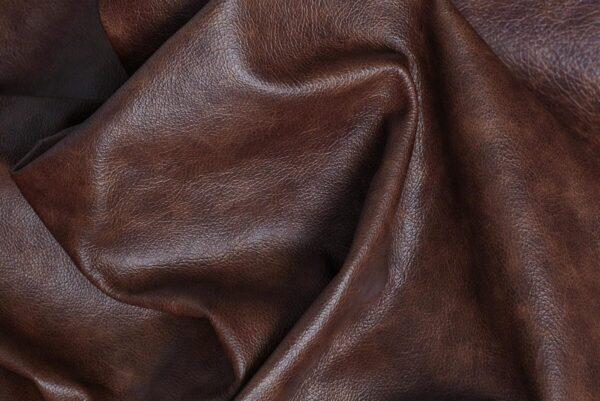 Ткань натуральная кожа Cuoio