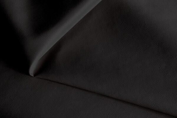 Ткань натуральная кожа Stella Clean Black