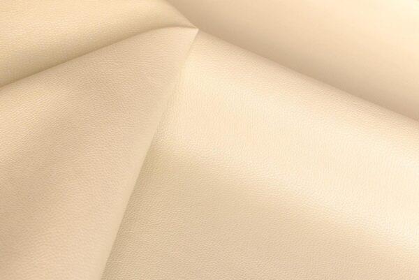 Ткань натуральная кожа Stella Clean Gold