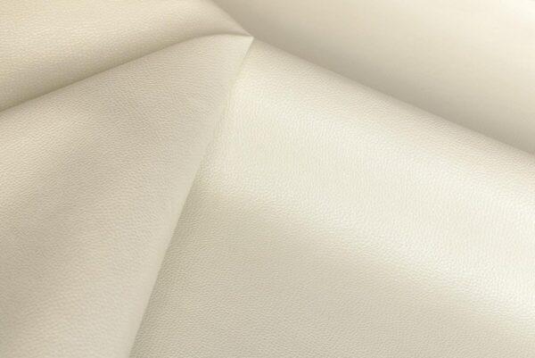 Ткань натуральная кожа Stella Clean Snow