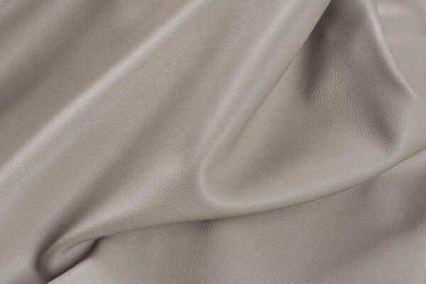 Ткань натуральная кожа Suave Acciaio