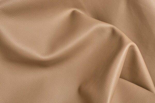 Ткань натуральная кожа Suave Cappuccino