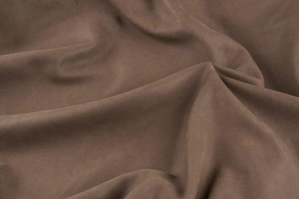 Ткань натуральная кожа Vintage Coffe