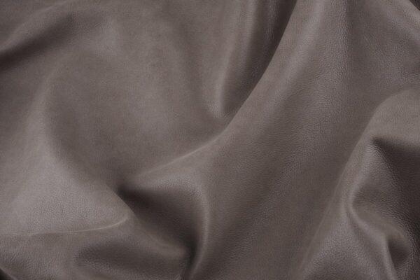 Ткань натуральная кожа Vintage Plomo