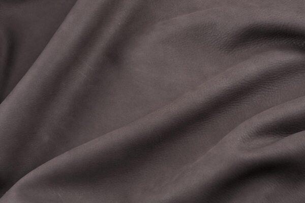 Ткань натуральная кожа Vintage Slate